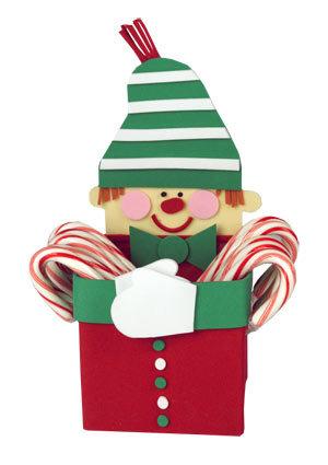 Elf Candy Cane Holder Favecrafts Com