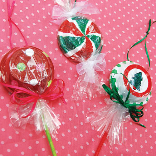 candy ornaments