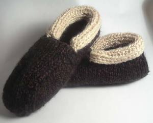 Cozy Cabin Slippers for Men