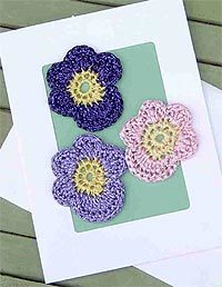 Pansies Card