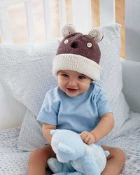 Cuddly Bear Hat