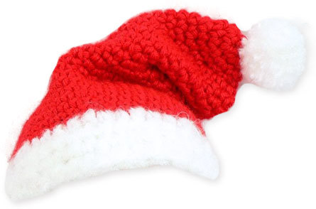 Baby Santa Hat Crochet Pattern  b44cd2a3f