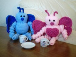 Love Bug Crochet Amigurumi