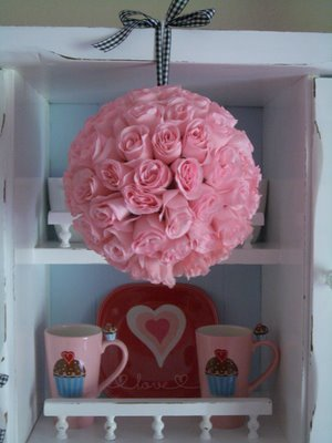 Rose Bouquet Ball