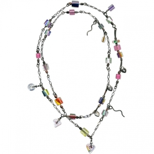 Colorful Love Necklace