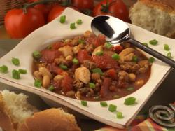 Twenty Minute Italian Chili