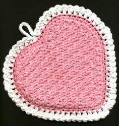 Valentine Crochet Set