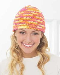 Cool Spring Crochet Hat