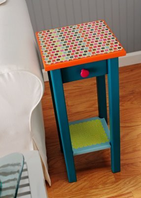 End Table Upcycle