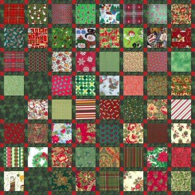 A Charming Christmas Quilt Favecrafts Com