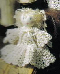 Crochet Angel Doll