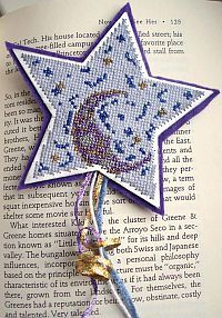 Night Sky Bookmark