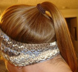 Knit Ear Warmers