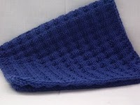 Knit Basket Rib Hand Towel