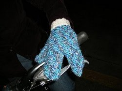 Split Finger Mittens