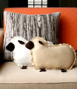Little Lamb Pillows