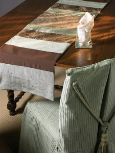 Reversible Quilted Table Runner