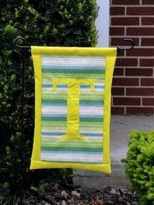 Summery Garden Flag