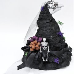 Witch Hat Decoration Ideas Easy Craft Ideas