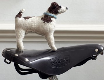 Knit Your Own Jack Russell