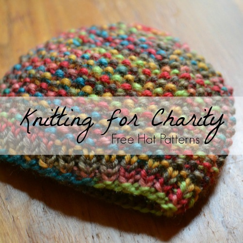 Knitting Scarves Patterns For Charity : Knitting for Charity: 29 Hat Patterns AllFreeKnitting.com