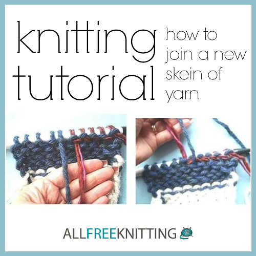 Knitting Stitches How To Decrease : Knitting Tutorial: How to Decrease Stitches AllFreeKnitting.com
