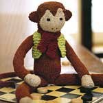 Knit a Toy Monkey