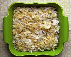 Evelyn's Chicken And Rice Casserole