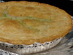Amanda's Chicken Pot Pie