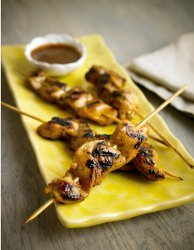 Biggest Loser Chicken Satay