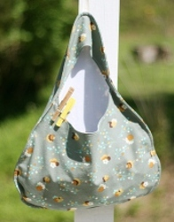 Tear Drop Clothes Pin Bag