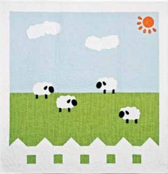 1c62f77a5 Green Pastures Baby Quilt