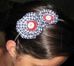 Stars and Stripes Headband