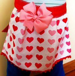 Boutique Chic Kids Apron