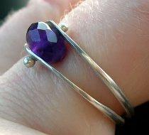 Dual Band Bead Ring