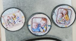 Drink Lid Photo Magnets