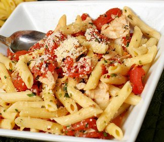 Easy Pantry Tuna Penne