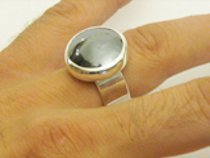 How to Make Silver Ring Bezel