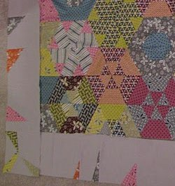 Funky Triangle Border