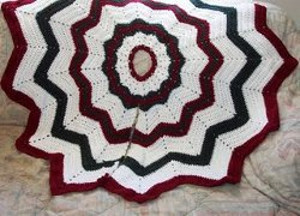 Simple Christmas Tree Skirt