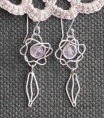 Mesa Rose Earrings