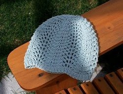 Easy Lace Snood