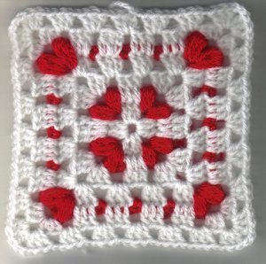 Cornered Hearts Square