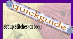 Kitchener Stitch Guide for Loom Knitters