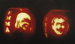 How To Make Portrait Pumpkins