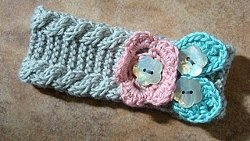 Infant Winter Headband