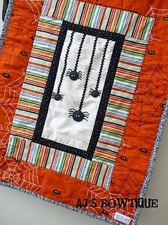 Itsy Bitsy Spider Wall Hanging Favequilts Com