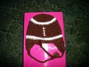 Football Hat Allfreecrochetcom