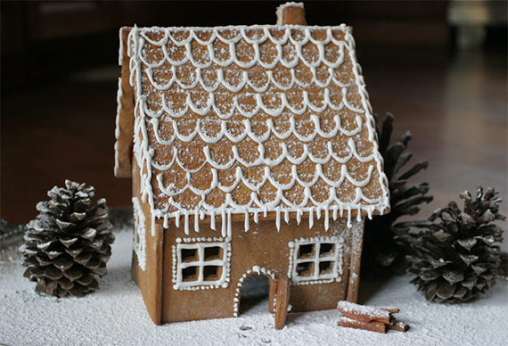 German Gingerbread House Lebkuchenhaus Favecrafts Com