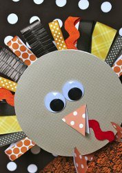Scarp Buster Ribbon Turkey
